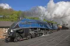 Fancy a great #dayout? Then don't miss the North #YorkshireMoors #Railway #Spring #SteamGala, which takes place on the 17th-19th and 24th-26th of April! www.nymr.co.uk/special-events/spring-steam-gala/Photo: Kevin Simpson