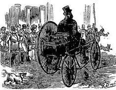 Elektroautos 1900