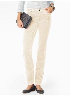The Flawless 5-Pocket Straight - Leg Cord