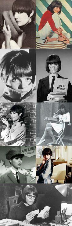 "Barbara Feldon, ""Agente 99″ en 1965"