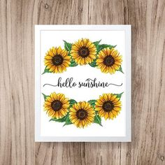 Starting my school life well with my bullet journal 🌻📓 Bullet Journal Writing, Bullet Journal Themes, Bullet Journal Inspo, Bullet Journal Spread, Bullet Journal 2019, Watercolor Sunflower, Floral Watercolor, Sunflower Drawing, Sunflower Art