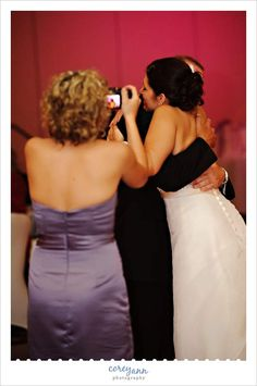 """Guests as photographers often compromise your professional pictures - consider an announcement before the ceremony for an """"unplugged"""" wedding Wedding Beauty, Dream Wedding, Wedding Tips, Wedding Stuff, Wedding Planning, Wedding Notes, Wedding Wishes, Unplugged Wedding, Striped Wedding"""