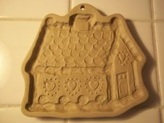 Gingerbread House Cookie Mold from Brown Bag by SandysPassions