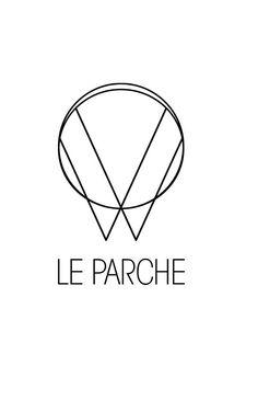 logo Le Parche by Drusticamente