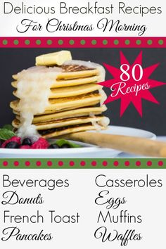 80 Delicious Breakfast Recipes for Christmas Morning - Sincerely, Mindy
