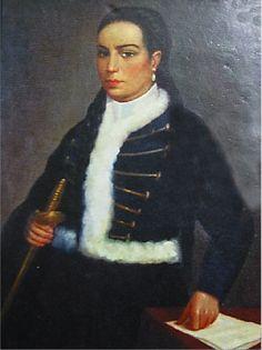 Francisca Zubiaga y Bernales La Mariscala