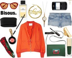 ShopStyle: BALLERINA LOVERS #38: ROGER VIVIER GOMMETTE BALLERINAS by TANYA80    My fav ~> Fendi Clutch