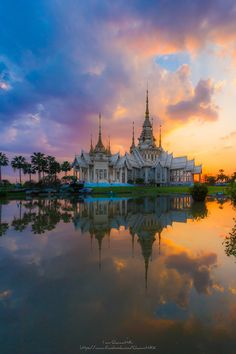 Photograph Temple in Thailand by CNK Photography (ChaiwatNK) on 500px