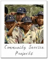 service project ideas Service Projects For Kids, Community Service Projects, Service Ideas, Ministry Ideas, Youth Ministry, Environmental Protection Agency, Small Acts Of Kindness, Cub Scouts, Project Ideas