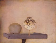 Thrush in the Manger by Jan Mankes on Curiator, the world's biggest collaborative art collection. Dutch Artists, New Artists, Dutch Painters, Collaborative Art, Museum Of Modern Art, Bird Art, Stone Painting, Sculpture, Photo Art