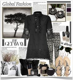 """""""Global Fashion"""" by jpetersen ❤ liked on Polyvore"""