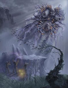 """madnessbeckons: """" The Dunwich Horror """""""