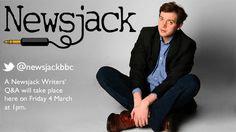 BBC comedy sketch writer for NewsJack