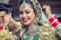 Beautiful smile | bride | Makeup | Weddingplz | Wedding | Bride | Groom | love | Fashion | IndianWedding | Beautiful | Style | Groom | jewellery | photographer | WeddingLehenga | MakeUpArtist
