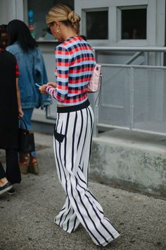 New York Fashion Week Street Style: Natalie Joos