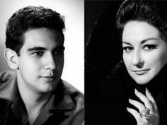 Montserrat Caballe & Placido Domingo - O soave fanciulla from La Boheme by Puccini
