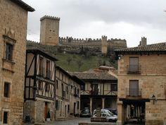 Preparar Maletas, blog de viajes: Itinerario por los pueblos del sur de Burgos