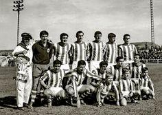 Equipos de fútbol: REAL SOCIEDAD contra Calvo Sotelo 23/04/1967