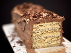 Passover Seven Layer Cake