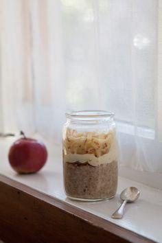 Chai-Spiced Bircher Muesli   HOMEGROWN KITCHEN