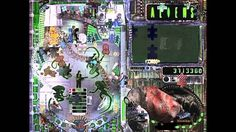 Sci Fi Pinball PC 1999 Gameplay