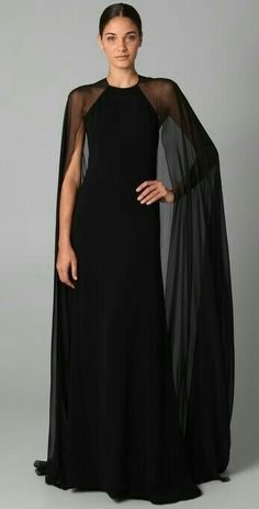 Cape Dress! My new obsession!!