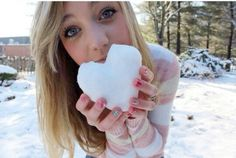 Snow Hearts ⛄∞
