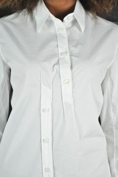 Carol Christian Poell – Dead End Button Up Stand Collar Back Raglan #NaaiAntwerp