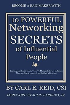 10 Powerful Networking Secrets of Influential People by [Reid, Carl E. Books You Should Read, Great Books To Read, I Love Books, My Books, Reading Lists, Book Lists, Reading Room, Faith Quotes, Words Quotes