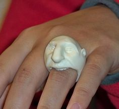 Image detail for -Clay,diy,ideas,ring-b41e142ee1e6c07357f481dbeedcae74_h_large