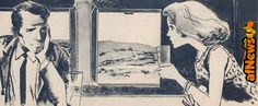 L'inseguimento - disegni di Dino Battaglia! - http://www.afnews.info/wordpress/2017/06/04/linseguimento-disegni-di-dino-battaglia/