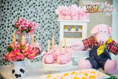 Festa fazendinha rosa: especial para meninas! : Mil dicas de mãe # imagem 1