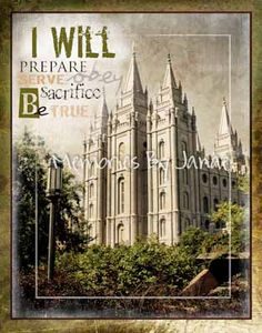 """I Will"" Temple Youth Design"