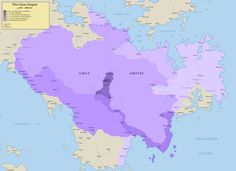 A Map of the Umus Empire