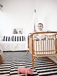 Baby's room from Paris