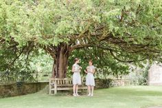 Bridesmaids   Catherine & Tristan at Mapperton. Photo credit David Craik Photography