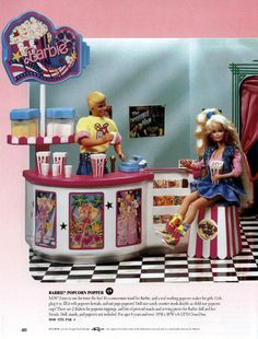 <b>All I have to say is: It's good to be Barbie.</b> And, yes, for the record, life in plastic is indeed fantastic.