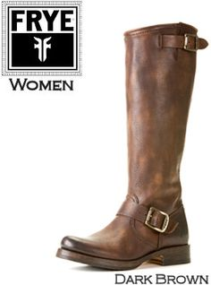 {frye boots . veronica slouch}