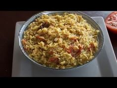 Tomato Pulav Recipe