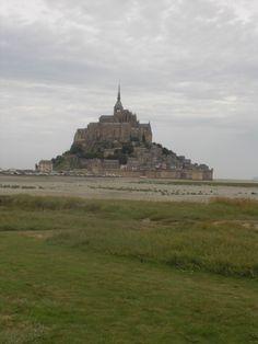 Le Mont-Saint-Michel, France // August 2011