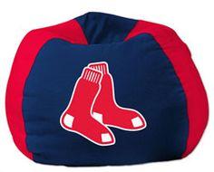 Boston Red Sox Bean Bag $69.99 http://www.fansedge.com/Boston-Red-Sox-Bean-Bag-_-853278950_PD.html?social=pinterest_pfid44-37586