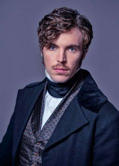 Who wouldn't love Albert the way he is portrayed by Mr. Tom Hughes. Yummy