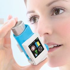 SmartTouch Inhaler Monitor Helps Keep A Record Of Use By Edwin Kee on 06/04/2014