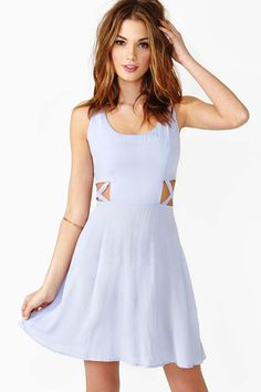 Candy Cut Dress