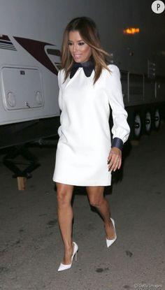 Le style se joue dans les détails dans ce look d'Eva Longoria.