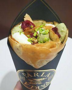 ヒルナンデスで紹介された「パーラ」は、表参道にある高級クレープ専門店♡ - macaroni