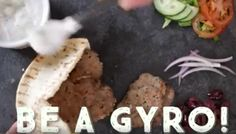 Try These Yummy Slow Cooker Gyros!