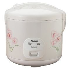 Aroma ARC-1266F 12-Cup (Cooked) Rice Cooker and Food Steamer,$29.99