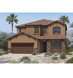 Dunhill Homes | Tuscany Village Master-Planned Community | Henderson Nevada Henderson Nevada, Las Vegas Homes, Tuscany, Community, Mansions, House Styles, Outdoor Decor, Home Decor, Decoration Home