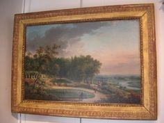 Une toile du XVIIIe siècle est en vente sur notre brocante en ligne. Détails sur http://www.lesbrocanteurs.fr/annonce-antiquaire/huile-sur-toile-18e-siecle-paysage-anime-encadre-bois-dore/
